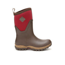 Muck Boots Women's Arctic Sport II Mid Extreme Conditions Boot-Brown/Cordovan