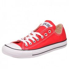 Converse All Star OX shoes Chucks red M9696