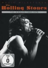 ROLLING STONES - ROLLING STONES: MUSIC MILESTONES THE SINGLES NEW DVD