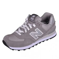 New Balance 574 Runner Trainers Shoes Running Shoes grey white ML574GS