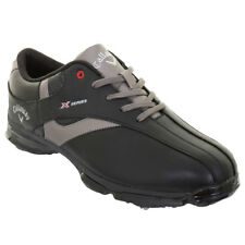 30% OFF RRP Callaway Golf 2015 Mens X Nitro Waterproof Leather Golf Shoes
