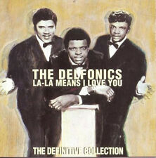 The Delfonics - La-La Means I Love You: The Definitive Collection CD NEW