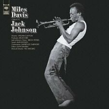 MILES DAVIS - TRIBUTE TO JACK JOHNSON (BLU-SPEC) (IMPORT) NEW CD
