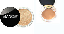 Mica Beauty Mineral Eye Shadow  all collection + Itay Mineral Eye Primer