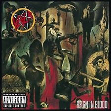 Reign in Blood - Slayer CD-JEWEL CASE