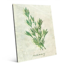Click Wall Art Herb Rosemary Painting Print