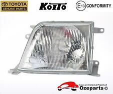 GENUINE Toyota Landcruiser Prado J95 s1 96~99 LH Left Hand Head Light Lamp