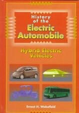 NEW History of the Electric Automobile by Ernest H. Wakefield Paperback Book Fre