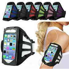Fashion Sports Running Jogging Gym Armband Holder Case Cover Bag For Cell phone