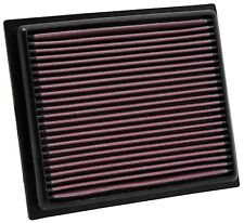 K&N Filters 33-2435 Air Filter Fits CT200h NX300h Prius Prius Plug-In Prius V
