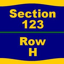 8 Tickets  Providence Bruins Tigers 1/15/17 at Dunkin Donuts Center - 123 H