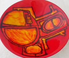 Fabulous Large Poole Pottery Delphis Bowl By Carol Cutler - 1960's Retro