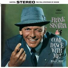 Frank Sinatra - Come Dance With Me! VINYL LP NEW