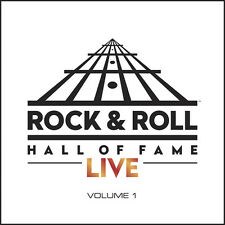 Various Artists - Rock And Roll Hall Of Fame Live, Volume 1 VINYL LP NEW