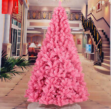 Christmas Xmas Celebrate Party Ornaments Luxury Pink Christmas Tree