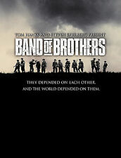 Band of Brothers (DVD, 2002, 6-Disc Set) Brand New