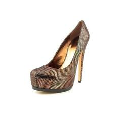 Truth or Dare by Madonna Langlade Women  Open Toe Synthetic  Platform Heel