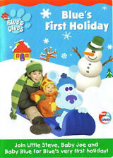 Blue's Clues: Blue's First Holiday DVD NEW