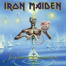 IRON MAIDEN - SEVENTH SON OF A SEVENTH SON NEW VINYL