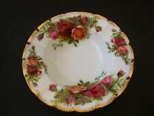 ROYAL ALBERT OLD COUNTRY ROSES MINIATURE RIMMED BOWL  1ST QUALITY