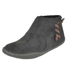 Camper Peu Cami Grey Womens Booties Size 41M