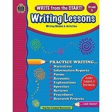 Write from the Start! Writing Lessons Grd 5 (Write from the Start!) Teacher Crea