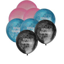 20pcs Happy Birthday Latex Balloons Party Anniversary Decoration 10""