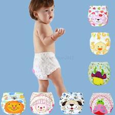 Pants Baby Potty Training Girl Boy Cartoon Underwear Toddler Diaper Nappy Infant