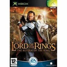 Lord of the Rings: Return of the King Microsoft Xbox Used
