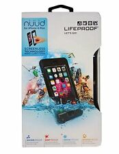 BRAND NEW 100% Genuine Lifeproof Apple iPhone 6 Plus NUUD V2 (BLACK) 5.5 Sealed!