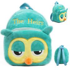 Kids Animal Backpack School Bag Rucksack Girls Boys Children Nursery Plush Bags