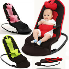 Bright Color BABY BOUNCER, Happy Tweets Soothing Vibration BABY ROCKER