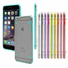 Ultra Slim Thin Transparent Clear Crystal Case Hard Cover For Apple iPhone 6 6s
