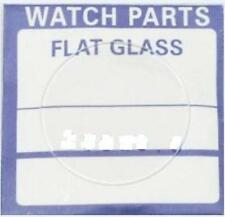 Watch Mineral German Crystals Flat Dia 26.1mm to 29.0mm ,Thickness 2.5mm
