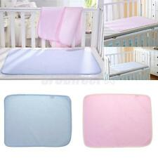 Portable Baby Infant Toddler Urine Mat Waterproof Changing Diaper Nappy Bed Pad