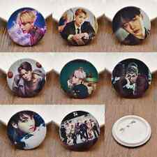BTS Wings Badge Bangtan Boys Souvenir Brooch Pin Gift Decoration Rap Monster JIN