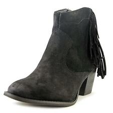 Marc Fisher Sade Women  Round Toe Suede  Ankle Boot NWOB