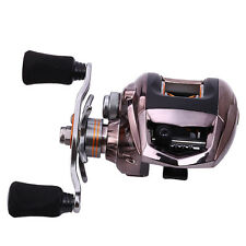 13BB Baitcasting Fishing Reel Magnetic Right Left Handed Baitcaster Lure Tackle