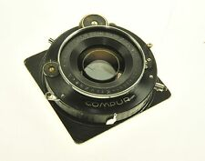 Compur Shutter Schneider Kreuznach Angulon 165mm F6.8 View Camera Lens - Dust -
