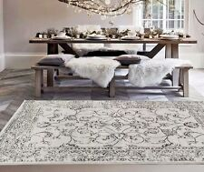 RUGS AREA RUGS CARPETS LARGE AREA RUGS 8x10 ORIENTAL RUG GRAY AREA RUG 5X7 ~NEW~