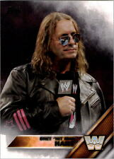 2016 Topps WWE #82 Bret Hit Man Hart