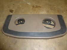 95 96 97 98 99 00 Toyota Tacoma 2wd/4wd Rear Seat Folding Cupholder BEIGE *LOOK*