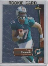 RYAN TANNEHILL 2012 Topps Finest ROOKIE CARD RC Dolphins #135