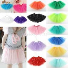 Baby Girls Kids Tutu Princess Dress Skirt Party Ballet Dance Wear Party Costume