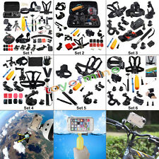 Professional Kit Accessories For GoPro Hero 2 3 3+ 4 Session Camera Iphone 6 6S
