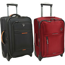 "Birmingham 21"" in Rollaboard Ballistic Nylon Expandable Rolling Luggage Suitcase"
