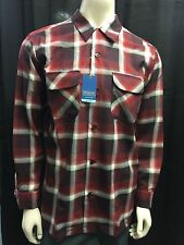 Pendleton Long Sleeve Shirt 100% Wool Lightweight Worsted Wool Style All Sizes