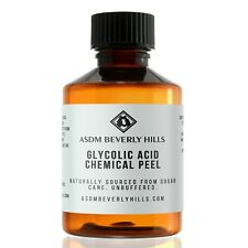 GLYCOLIC ACID Chemical Peel Medical Grade - 100% Pure! Acne, Scars, Wrinkles