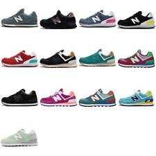 New Balance WL574 B Lifestyle Womens Running Shoes Sneakers Pick 1
