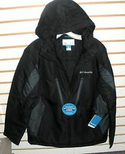 COLUMBIA MENS ANTIMONY IV INSULATED JACKET-JACKET- WM4115- BLACK/ GREY -S,M,L,XL